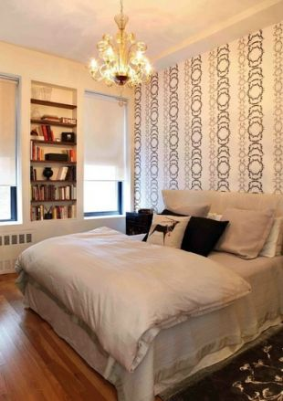 卧室现代简约风格